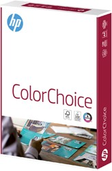 Kleurenlaserpapier HP Color Choice A4 160gr wit 250vel