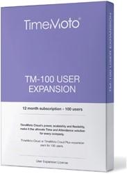 TimeMoto TM-100 CLOUD user expansion