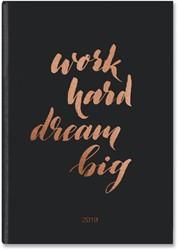 Agenda 2019 teNeues Glamline Dream Big 14,8x21cm