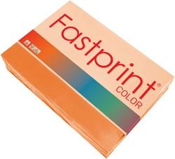 Kopieerpapier Fastprint A3 120gr oranje 250vel