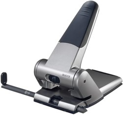 Perforator Leitz Heavy Duty 5180 2-gaats 65vel zilver