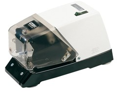 Nietmachine Rapid Elektrisch 100E 66/6-8 50vel zwart/wit
