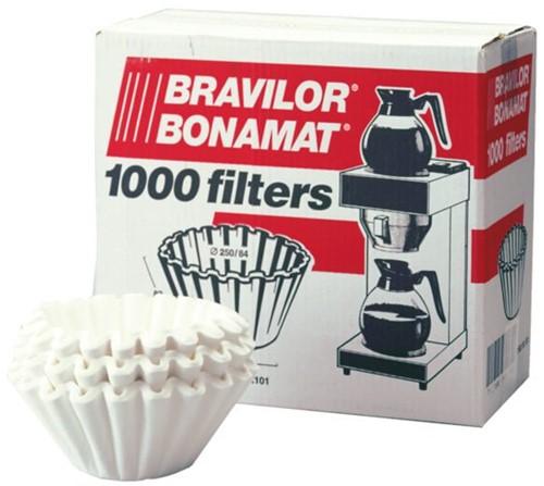 Koffiefilter Bravilor 245mm