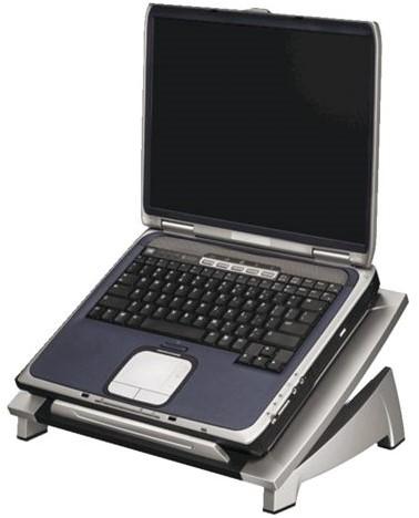 Laptopstandaard Fellowes Office Suite zwart/grijs