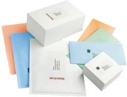 Transparante etiketten voor printers