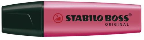 Markeerstift Stabilo Boss 70 blister à 4 stuks assorti-2