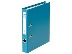 Ordner Elba Rado plast A4 50mm pvc blauw