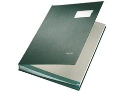 Vloeiboek Leitz 5700 zwart