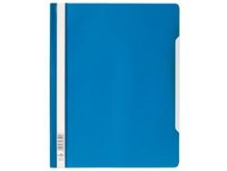 Snelhechter Durable 2570 A4 PVC blauw