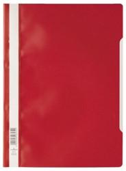 Snelhechter Durable 2573 A4 PP rood