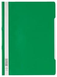 Snelhechter Durable 2573 A4 PP groen
