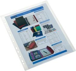 Enveloptas HF2 A4 ringbandpocket blauw