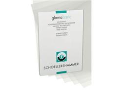 Ontwerpblok Schoellershammer A4 60-65gr transparant 50vel