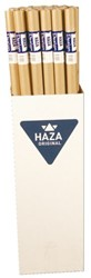 Inpakpapier Kraft gestreept 70gr 100cmx5m op rol