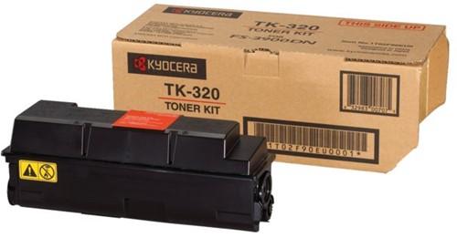 Toner Kyocera TK-320 zwart