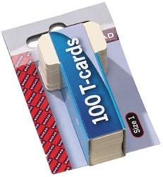 Planbord T-kaart A5548-10 15mm beige