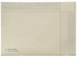 Binnenmap A6000-147 A4 met klep chamois