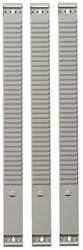 Planbord Element 35 sleuven 48mm grijs