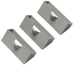Planbord kaarthouder A5545-231 77mm grijs