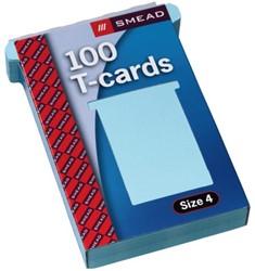 Planbord T-kaart A5547-46 107mm blauw