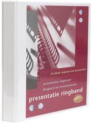 Presentatie ringband Multo 23R A4 32mm wit