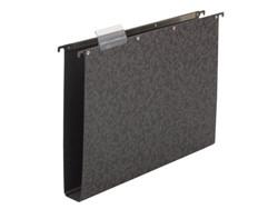 Hangmap Elba Vertic folio 40mm hardboard zwart