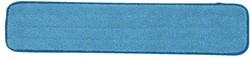 Mop vlakmop Rubbermaid Bi-Power 43.5x14cm blauw