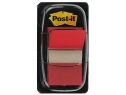Indextabs 3M Post-it 6801 rood