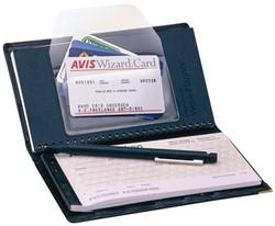 Visitekaarttassen en -hoezen
