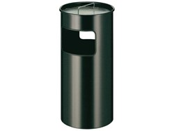 As-papierbak 50ltr zwart