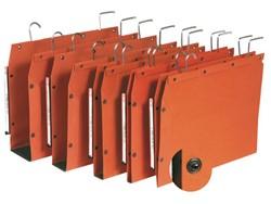 Hangmap Elba TUB folio U-bodem 30mm oranje