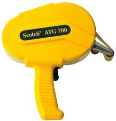 Plakbandhouder Scotch ATG700 geel