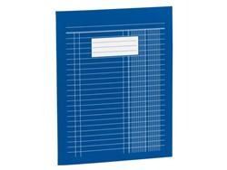 Boekhoudschrift 165x210mm journaal 80blz