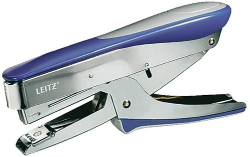 Niettang Leitz 5548 25vel 24/6 blauw
