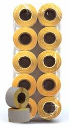 Etiket Compatible Dymo 99014 labelwriter 54x101mm Permanent 10 rollen à 220stuks