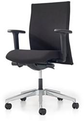 Bureaustoel Prosedia Se7en - Rug rondom gestoffeerd - inclusief armleggers