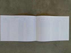 Register AANDEELHOUDERS - 9 BLADEN (NORMA TG122)